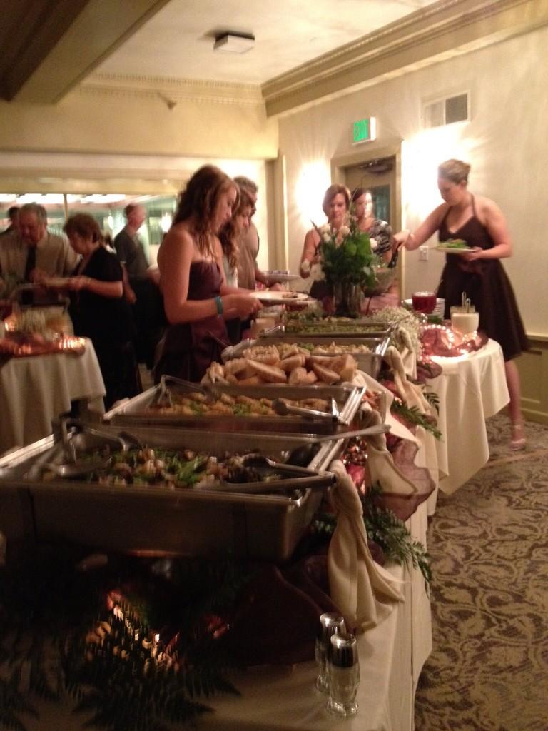 Special Event Buffet ideas