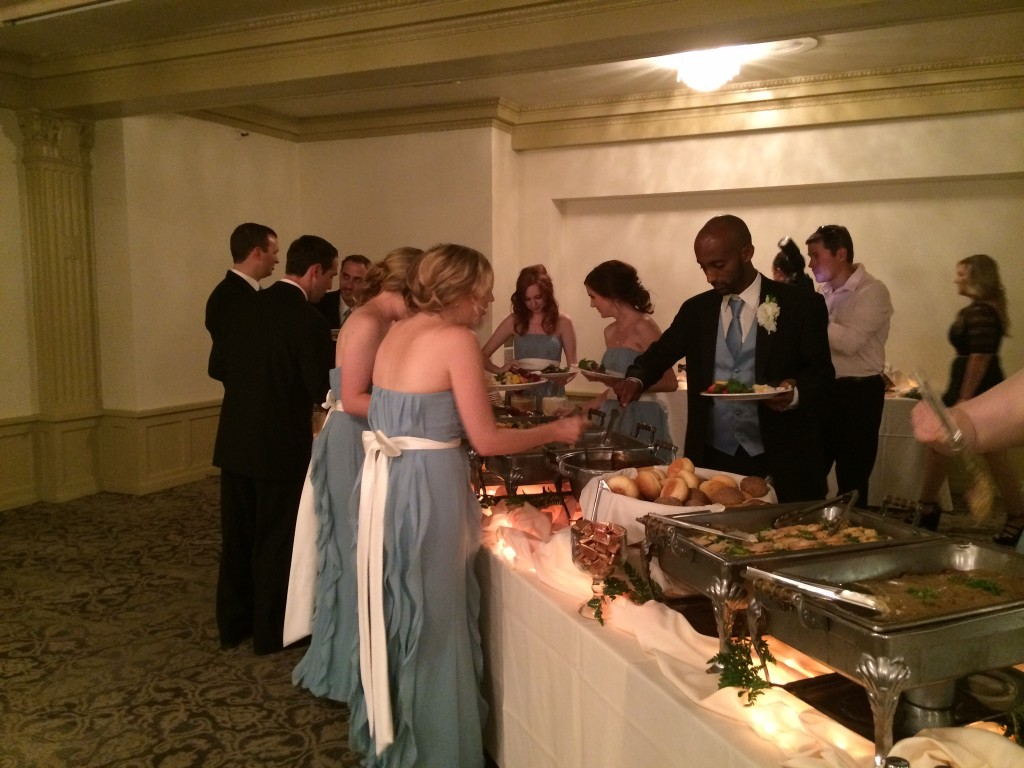 Local Wedding Caterers