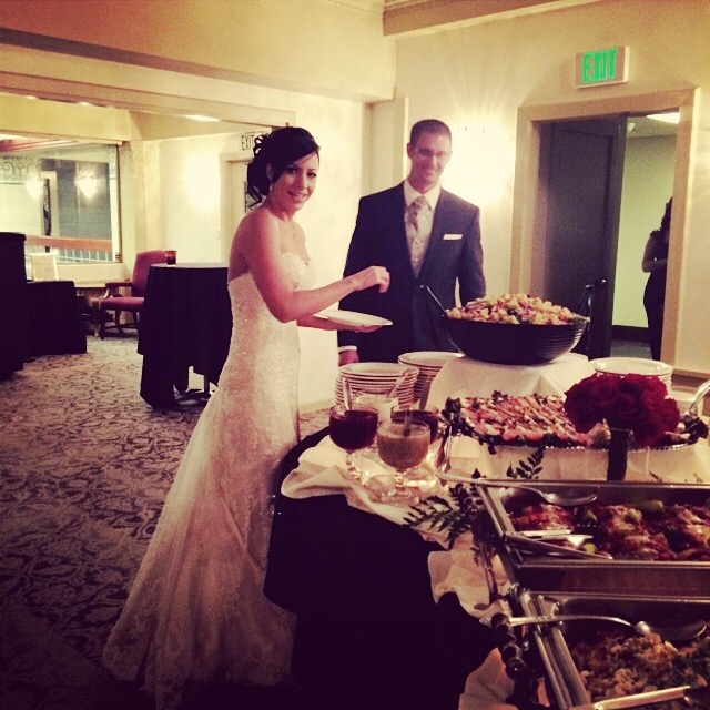 Caterers for special events